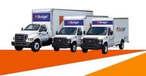 Budget Truck student and teacher discount