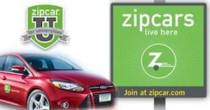 Zipcar student and teacher discount