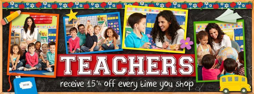 AC Moore teacher discount