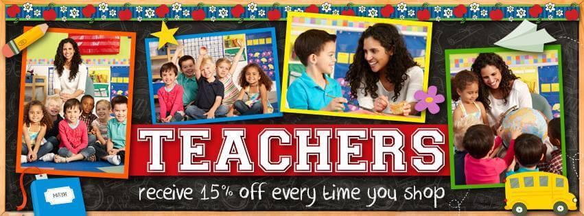 AC Moore teacher discount