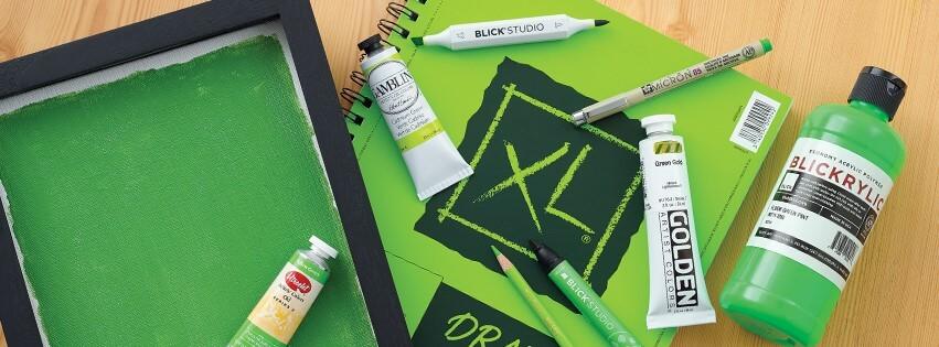 Blick Art Materials teacher discount
