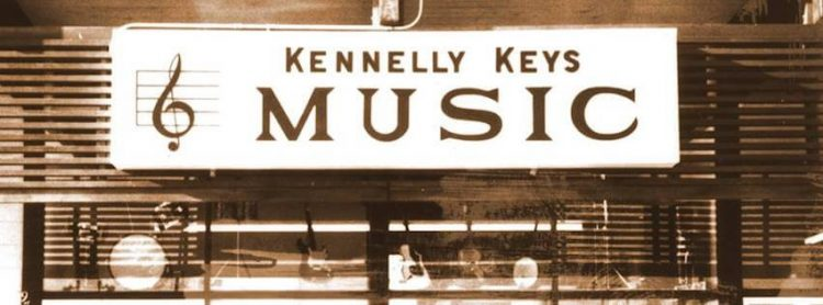 Kennelly Keys Music teacher discount