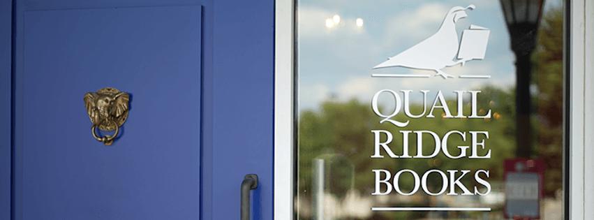 Quail Ridge Books teacher discount